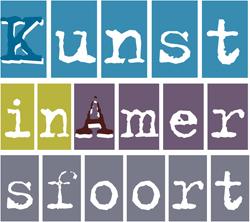 Logo Kunst in Amersfoort
